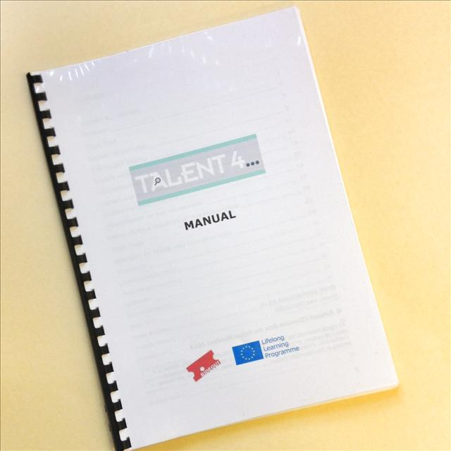 Manual cover